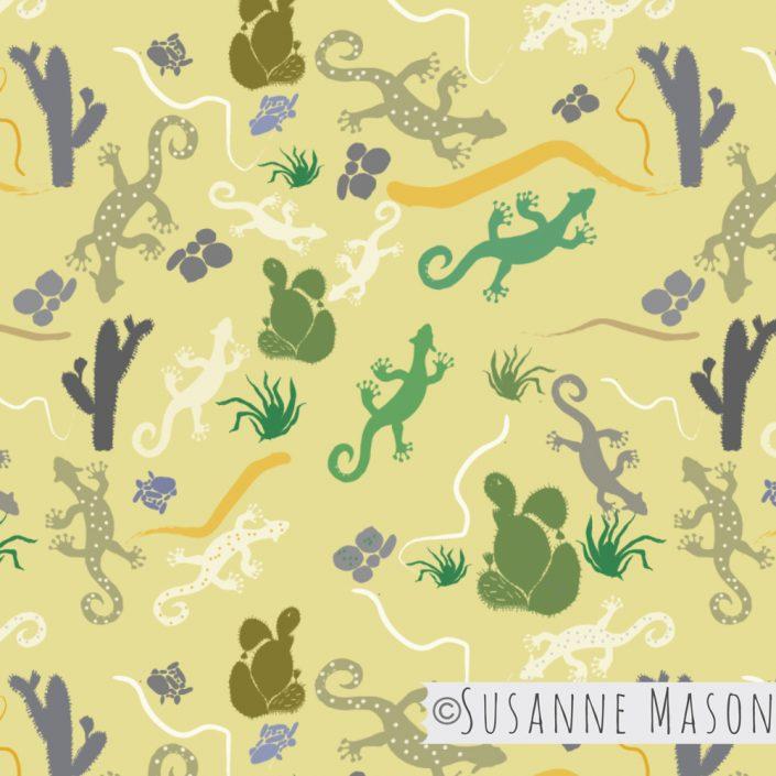 Yucatan, Susanne Mason design