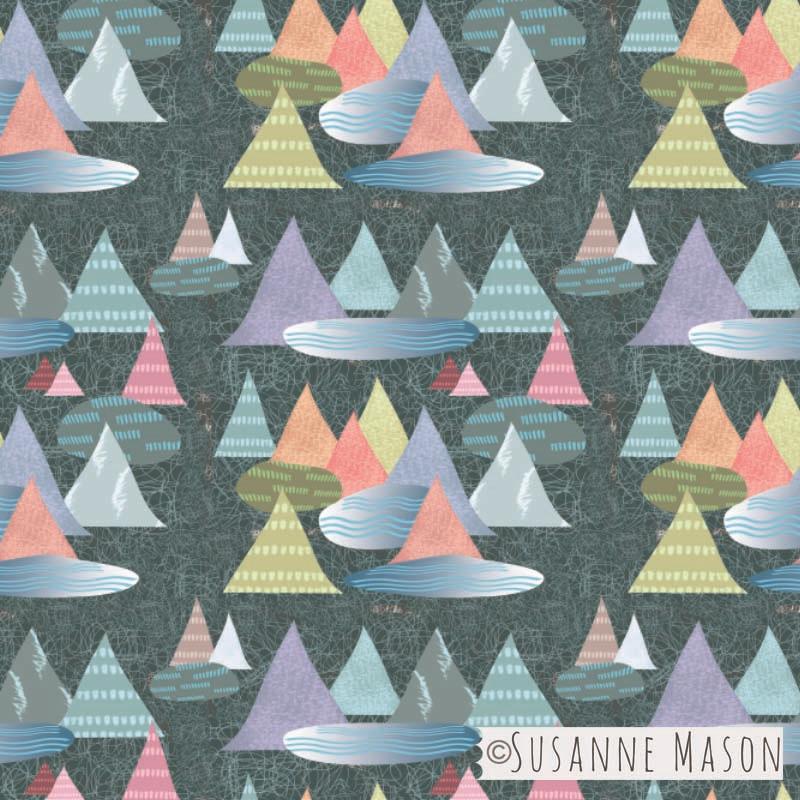 Susanne Mason design, Face of the Earth