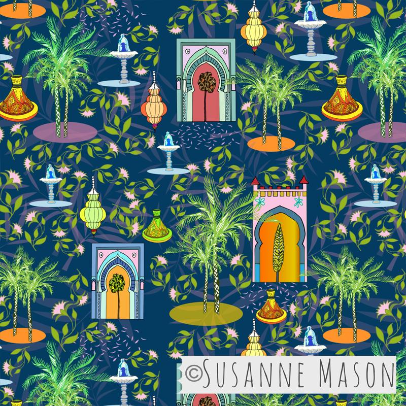 Marrakech, Susanne mason design