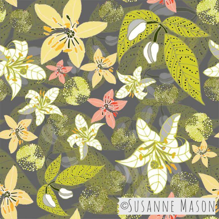 Susanne Mason design, Scented Flowers