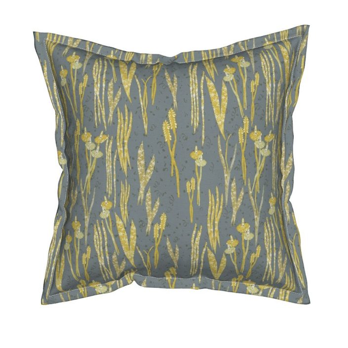 Shimmering Grass, cushion
