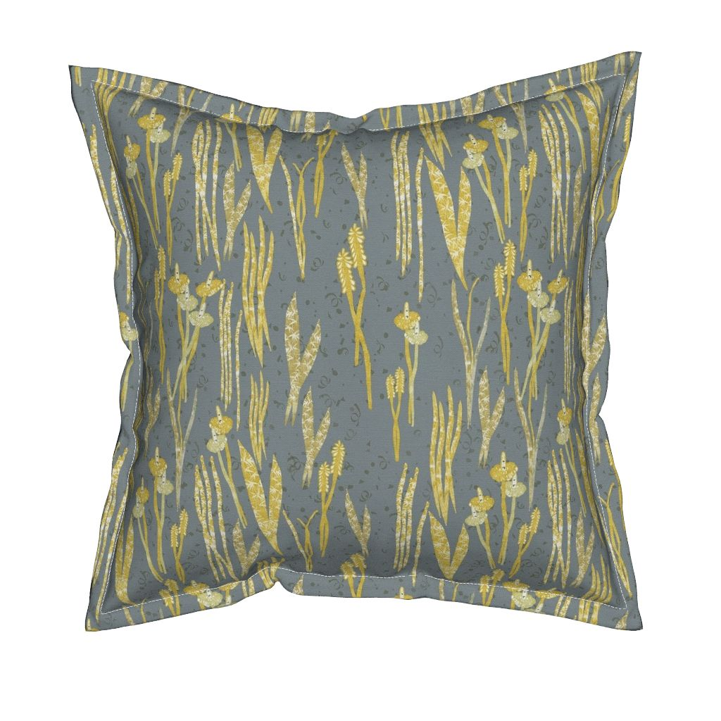 Shimmering Grass, cushion