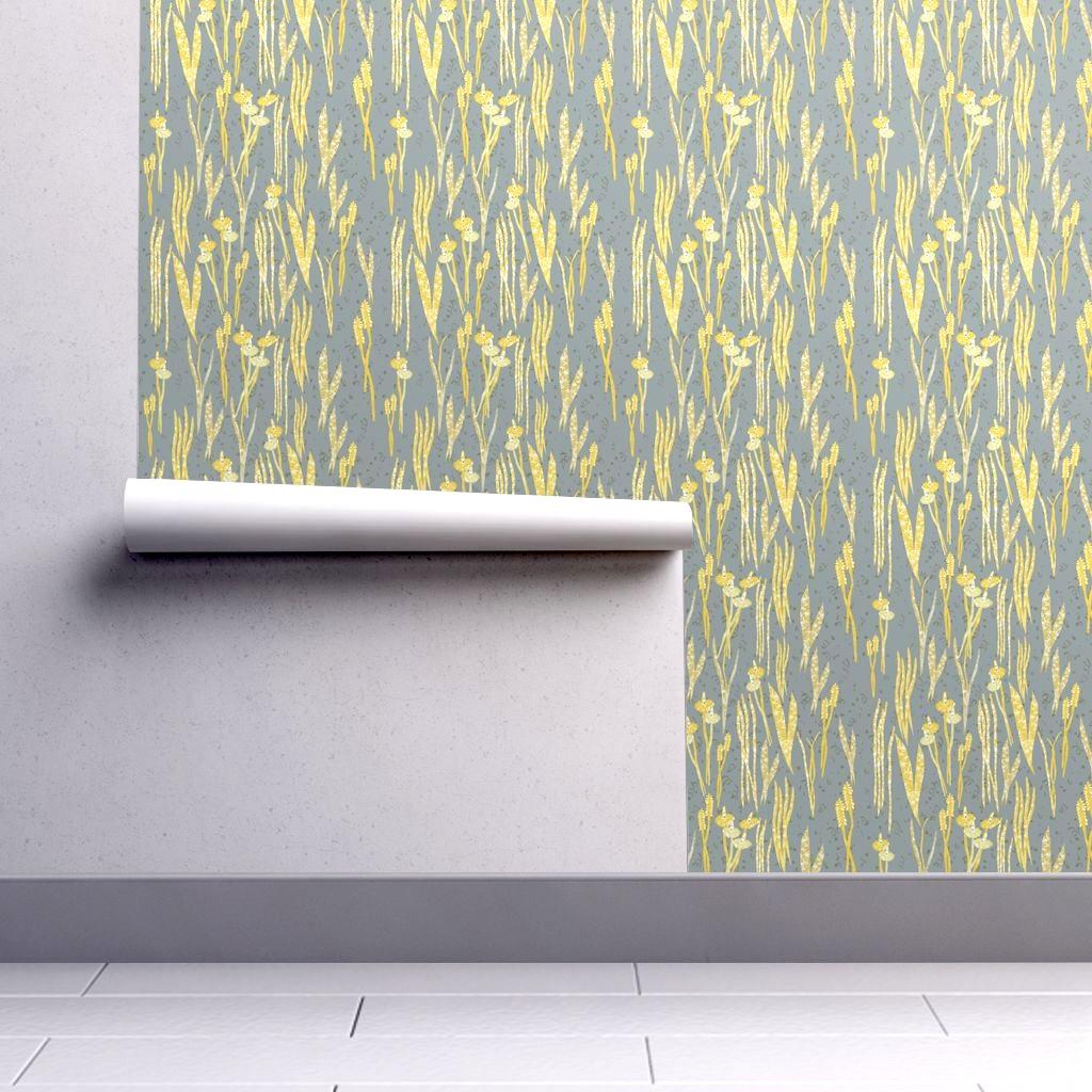 Shimmering Grass, wallpaper