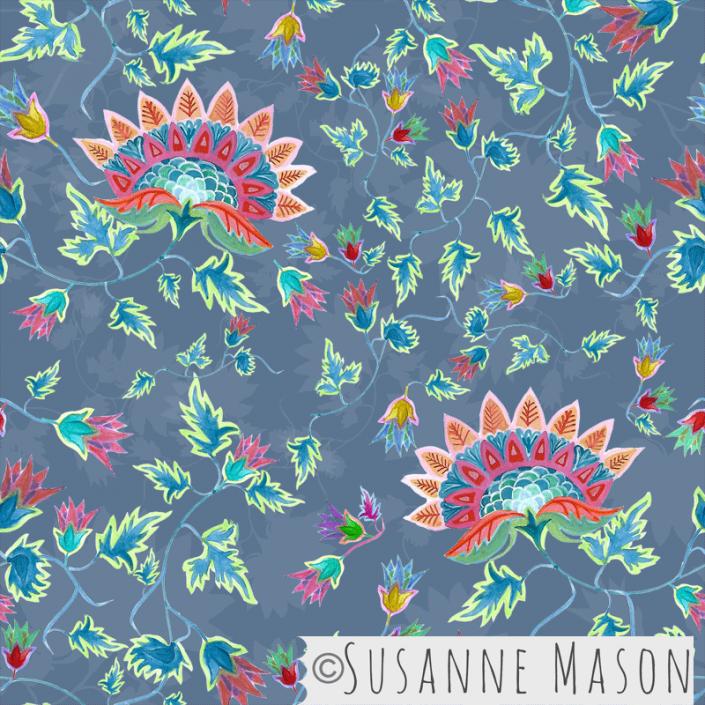 Susanne Mason design, Jaipur dark
