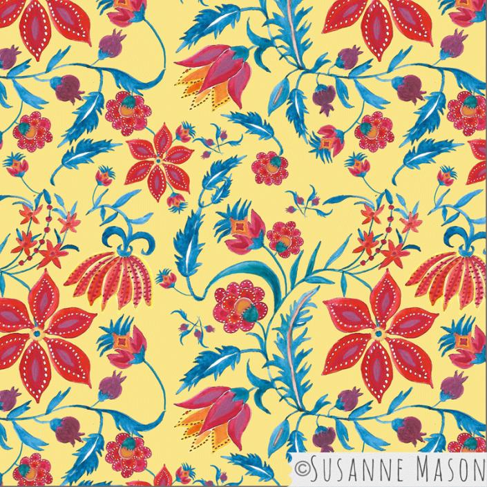 Jaipur, Susanne Mason design