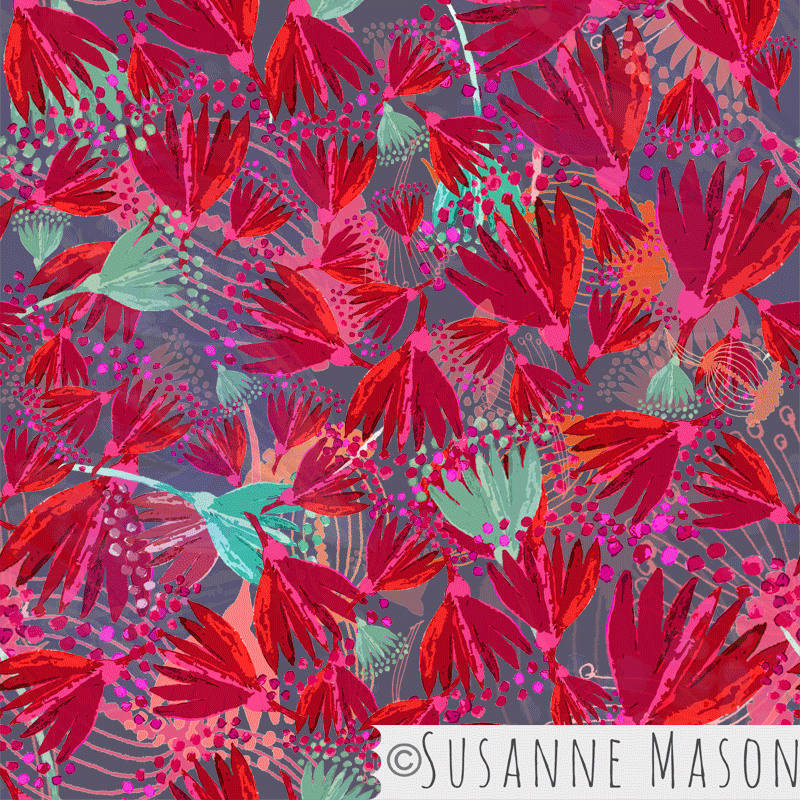 Midnight Special, Susanne Mason design
