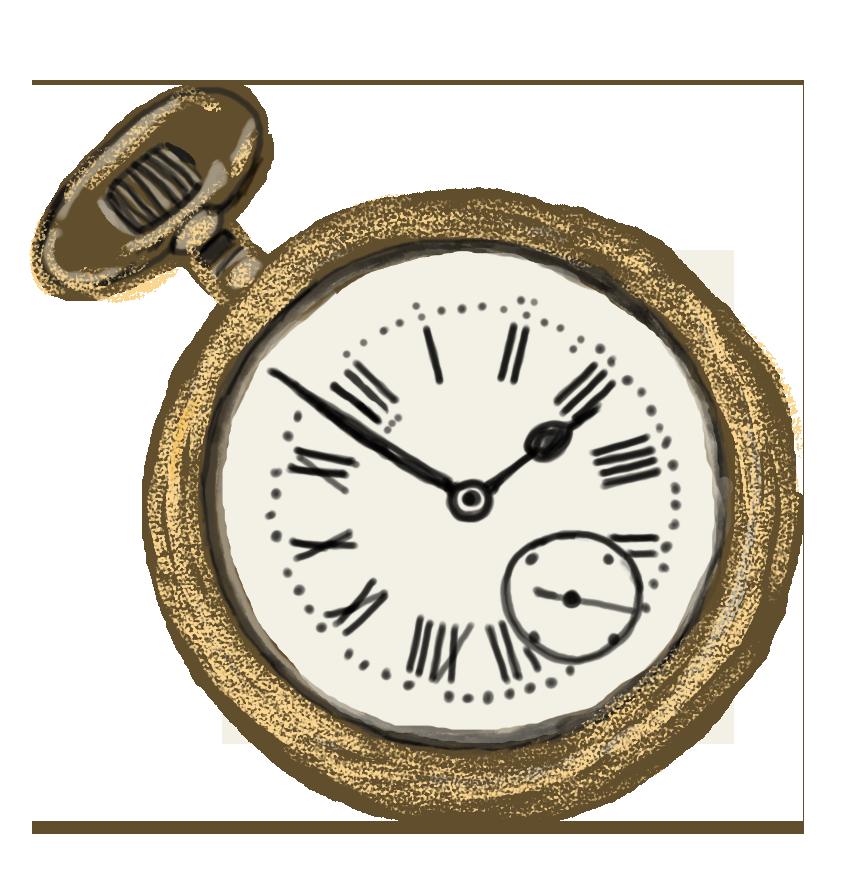 vintage watch by Susanne Mason